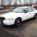 2011 Crown Vic Police