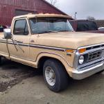 1977 Ford Truck