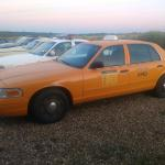 Ford Crown Vic Taxi